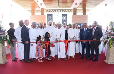 Iconic Sheraton Oman reopens key areas after renovation