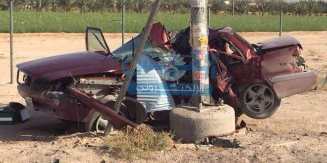 Arab national killed in road accident