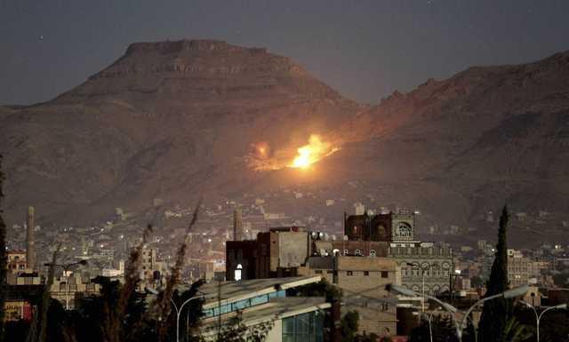 Britain plans UN resolution demanding Yemen truce