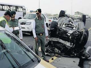 39 people killed in three months in Dubai due to road accidents
