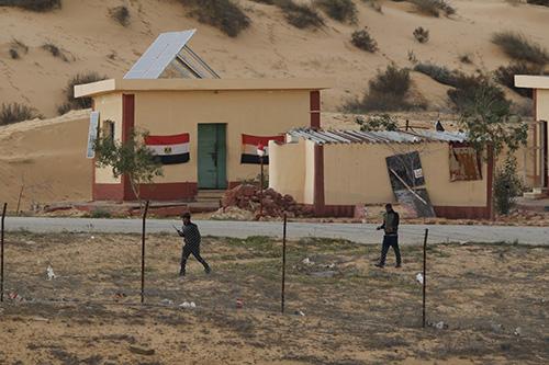 Egypt president predicts long war against Sinai militants