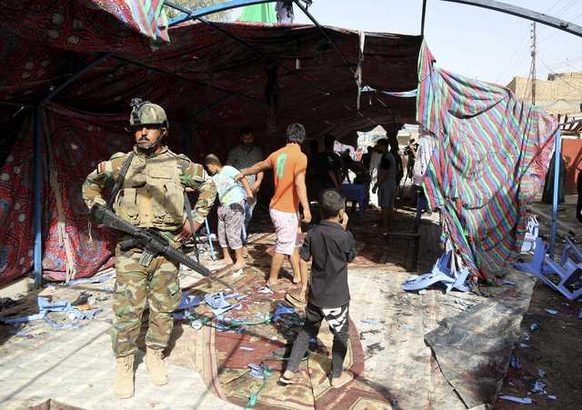 46 killed in Iraq attacks