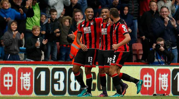 Bournemouth posts record 6-1 win over Hull City