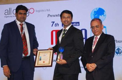 Bahri wins top award at India event