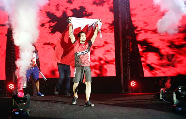Bahrain sport: 'Brave 2: Dynasty' set for December