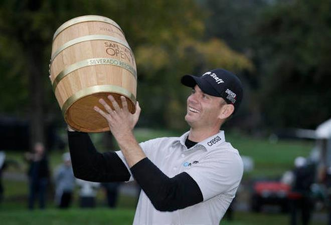 A 'vulnerable' Steele wins PGA Tour season opener