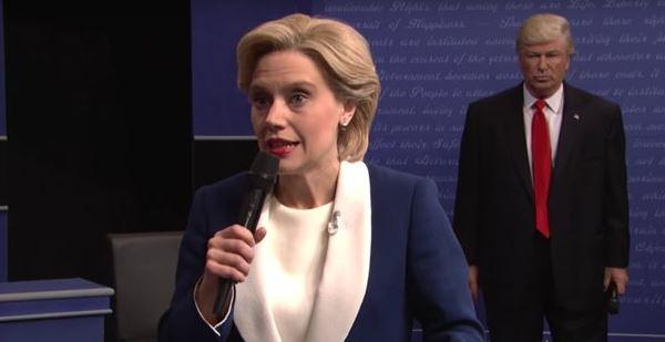 Trump calls Saturday Night Live spoof 'hit job,' calls for end of show