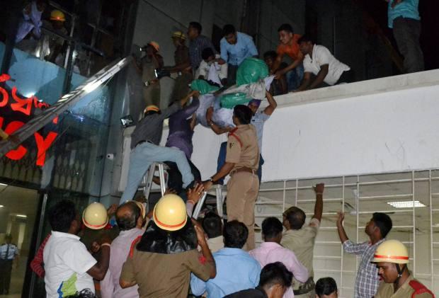22 killed in India hospital blaze