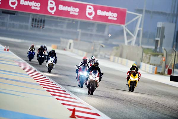 Bahrain sport: Thrilling action at Open Track Night