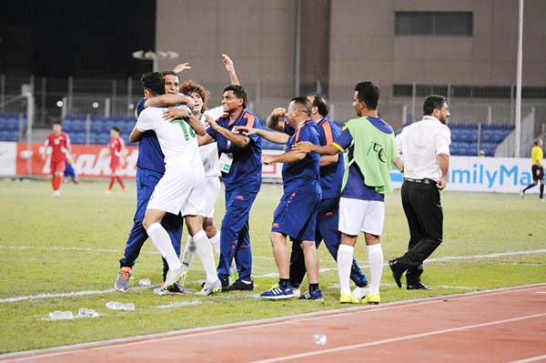 Asian Football Confederation: Iraq power into quarter-finals