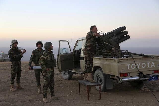 EU 'should prepare for jihadists'