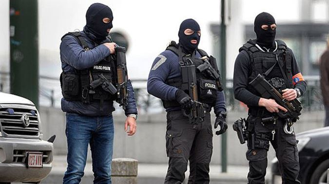 Belgium detains 15 in raid over involvement in militant group
