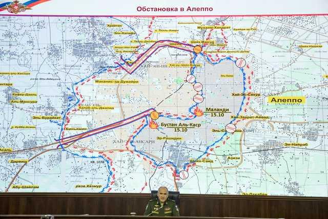 Russia halts Syria strikes