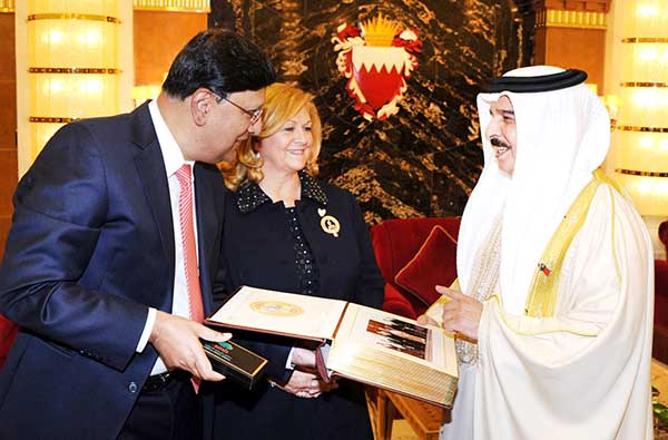 Bahrain 'a beacon of co-existence'
