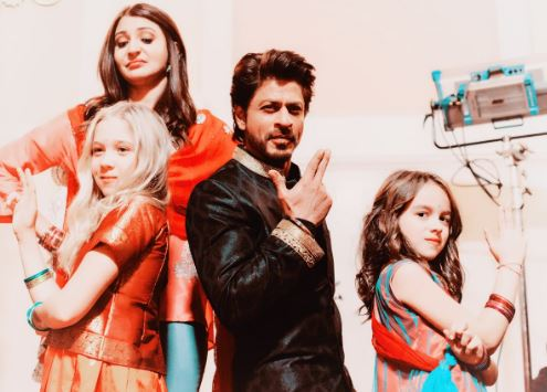 SRK misses Anushka as she wraps shoot of Imtiaz's film