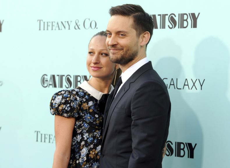 Tobey Maguire, wife Jennifer Meyer separate