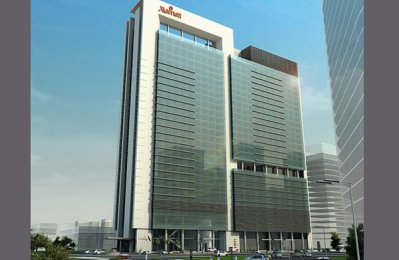 Bloom completes 25-storey complex in Abu Dhabi