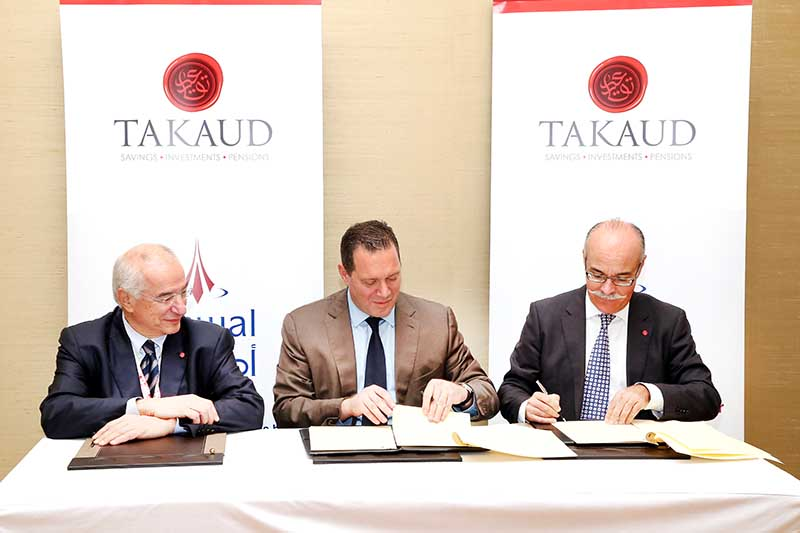 Takaud partners with Amwal