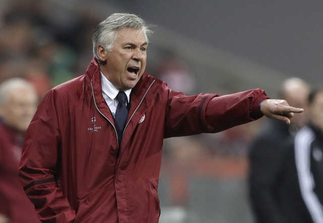 Bayern Munich romp delights Ancelotti after winless dip