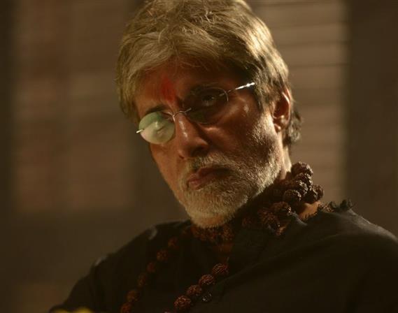 Amitabh Bachchan starts filming 'Sarkar 3'