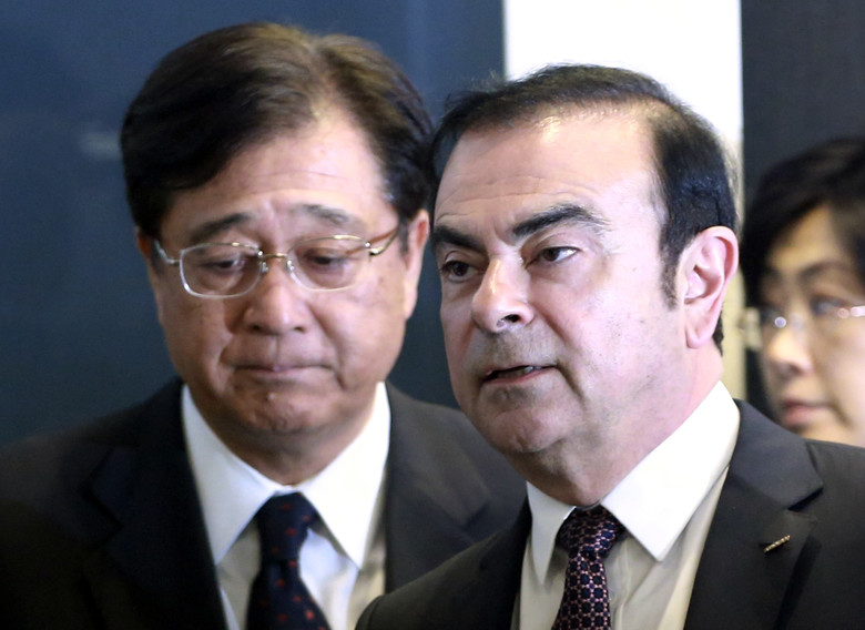 Nissan CEO Ghosn to head troubled Mitsubishi Motors