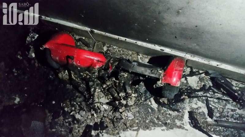 Teenage girl killed in scooter explosion, siblings injured