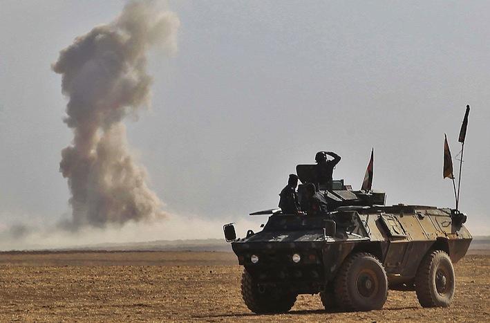 US service member killed in Iraq