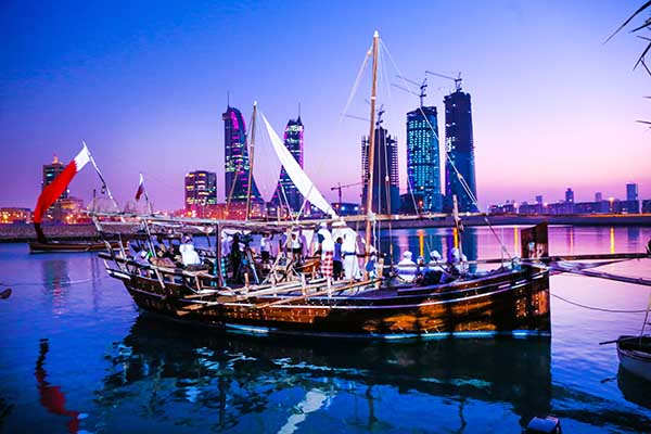 Festival celebrates Bahrain's traditional coastal links