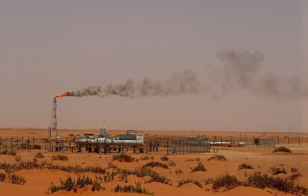 Fire at Saudi oil facility killed two says company