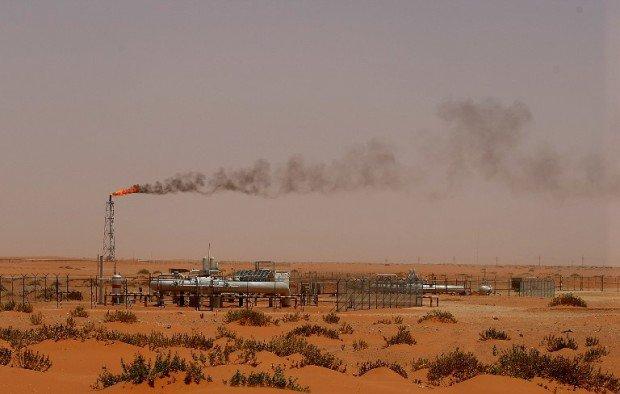 Fire at Saudi oil facility killed two says company