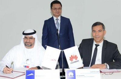 Dubai RTA inks agreement with Huawei