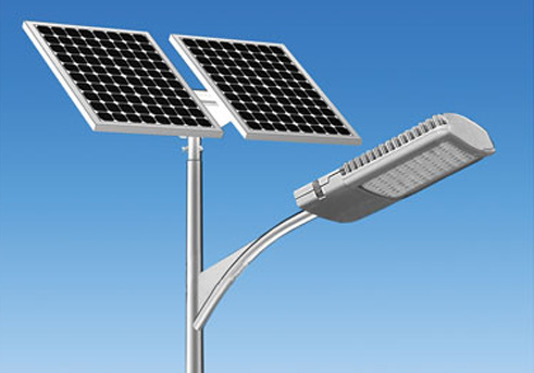 Five-year solar street light plan