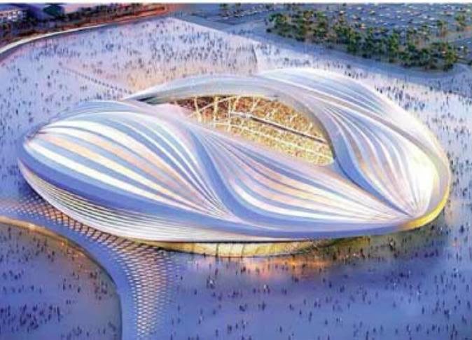 2022 FIFA World Cup: French delegation praises Al-Wakrah stadium