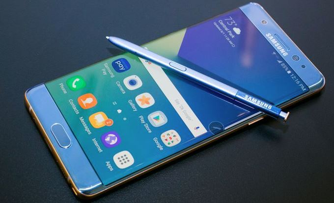 Saudi bans Samsung Galaxy Note 7 on flights