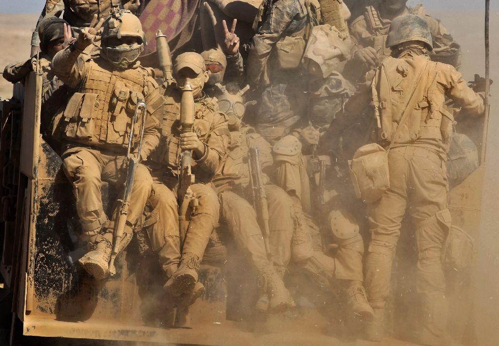 IS jihadists attack Iraq's Kirkuk in Mosul diversion