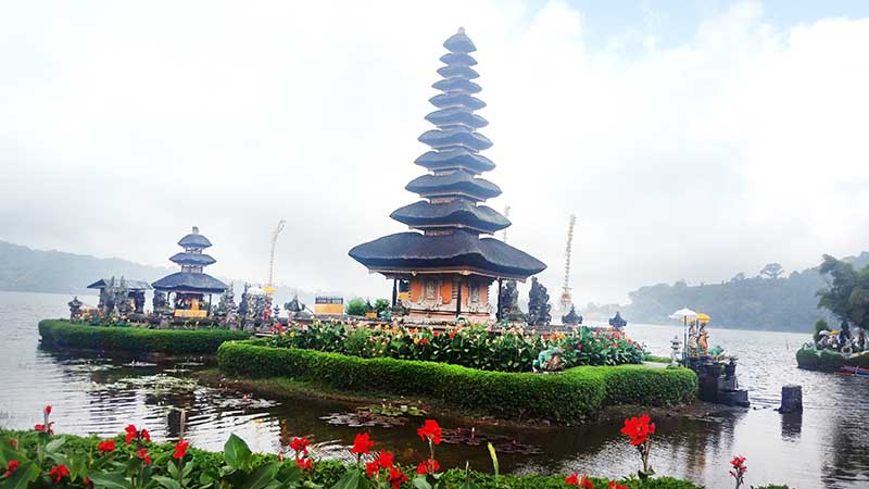 The magic of Bali...