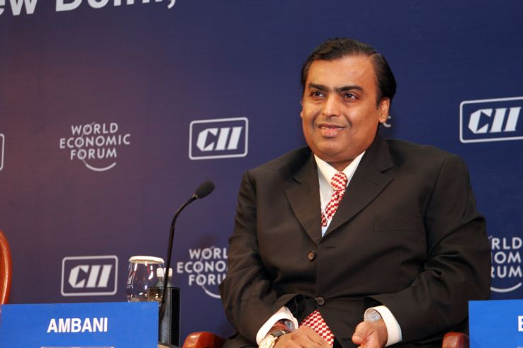 Mukesh Ambani wealthier than GDP of 19 countries