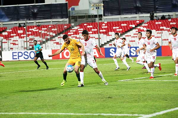 Asian Football Confederation: Tajikistan seal last eight spot