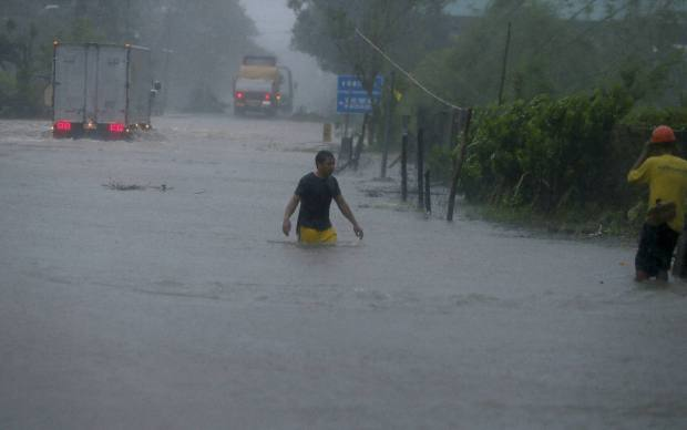 Typhoon Haima churns toward China after lashing Philippines