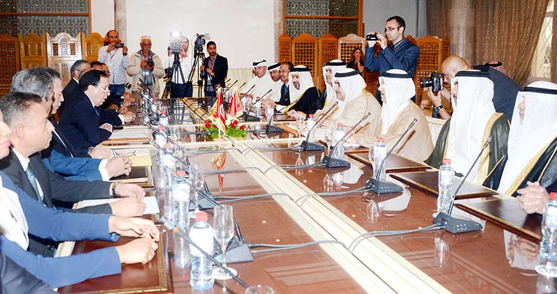 Bahrain-Tunisia ties boost