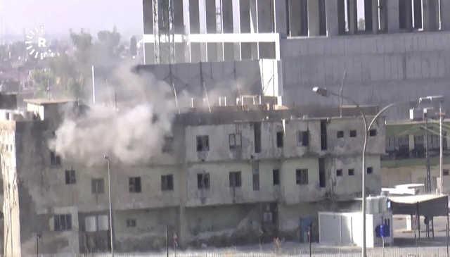 IS sniper kills Iraqi journalist