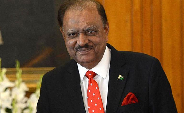 Pakistani President on visit to Qatar today