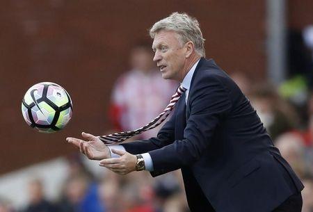 I'm under pressure, but so is Pep, says Sunderland's Moyes