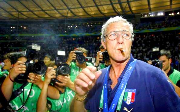 China hires Lippi to take over national football team