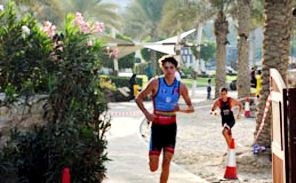 Jamie and Sameera shine brightest in national event