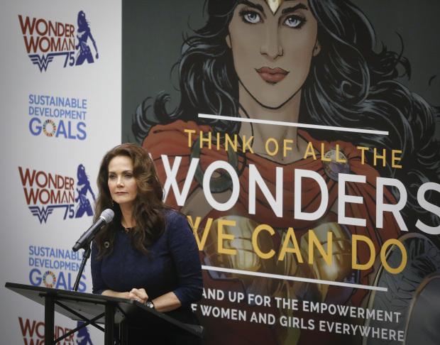 Wonder Woman named a special UN ambassador, despite protests
