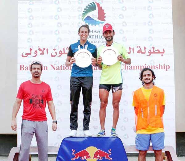 Al Daen and Baitar win
