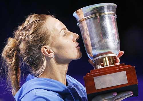 Kuznetsova wins Kremlin Cup