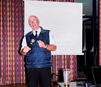 Ex-diver recalls exciting years in Bahrain