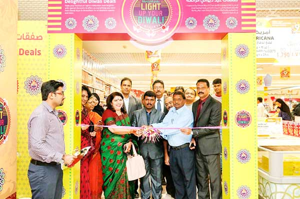 Offers galore as  LuLu welcomes  festival of lights